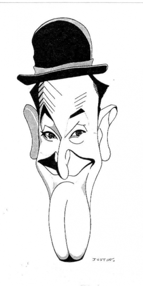 Stan Laurel par justin